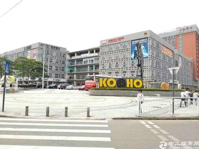 深圳南山新出甲级写字楼300平方可分租