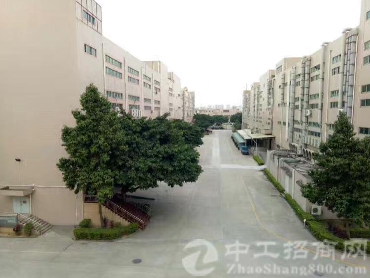 东莞占地约24亩国有土地厂房出售
