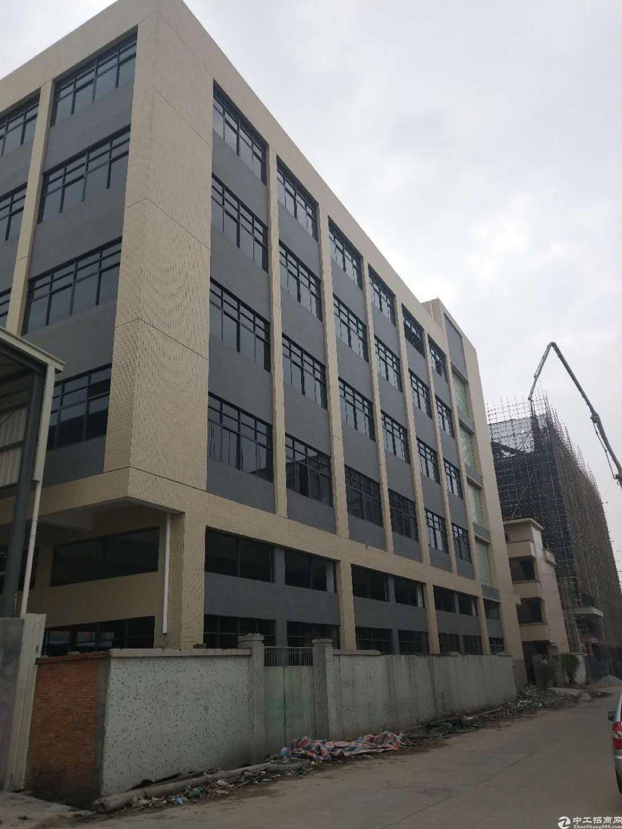 东莞市全新独院标准厂房出租