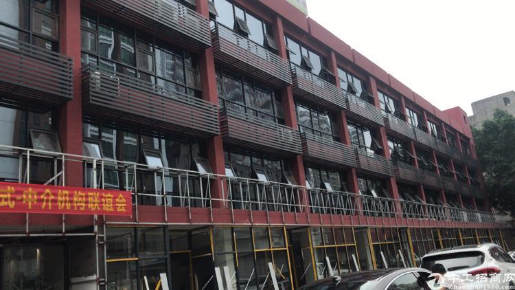 布吉丹竹头地铁站附近新出独门独院23000平米厂房出租