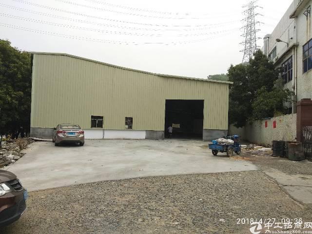 凤岗近平湖全新钢结构厂房3580㎡