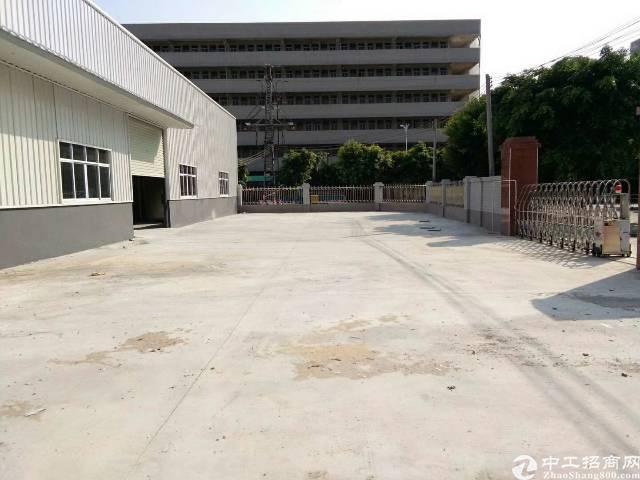 全新钢构厂房,独门独院2800方,有隔热