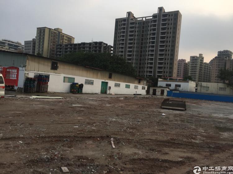 龙华清湖龙华汽车站旁新空出物流园6000平