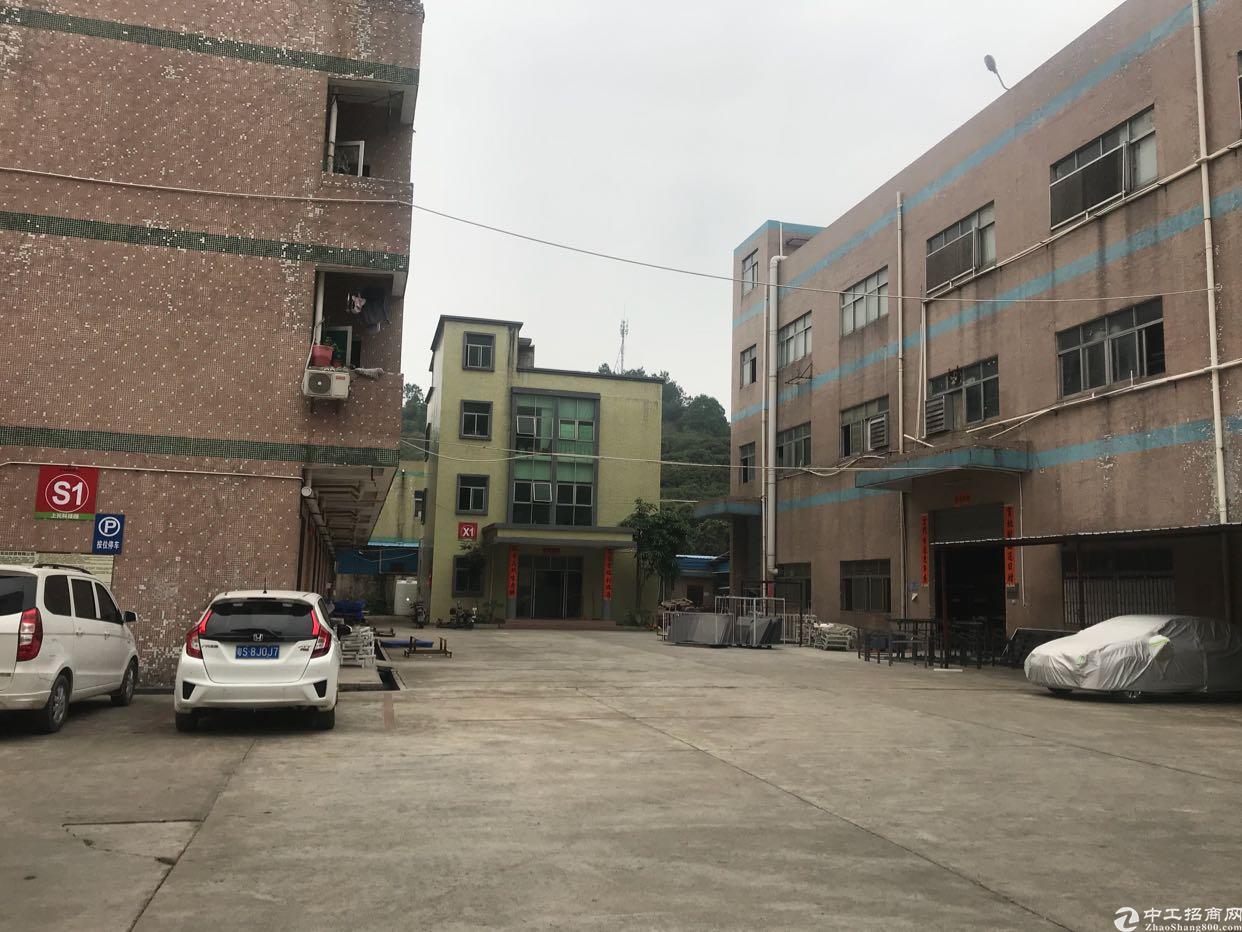 东莞国有证小独院厂房出售3500平方