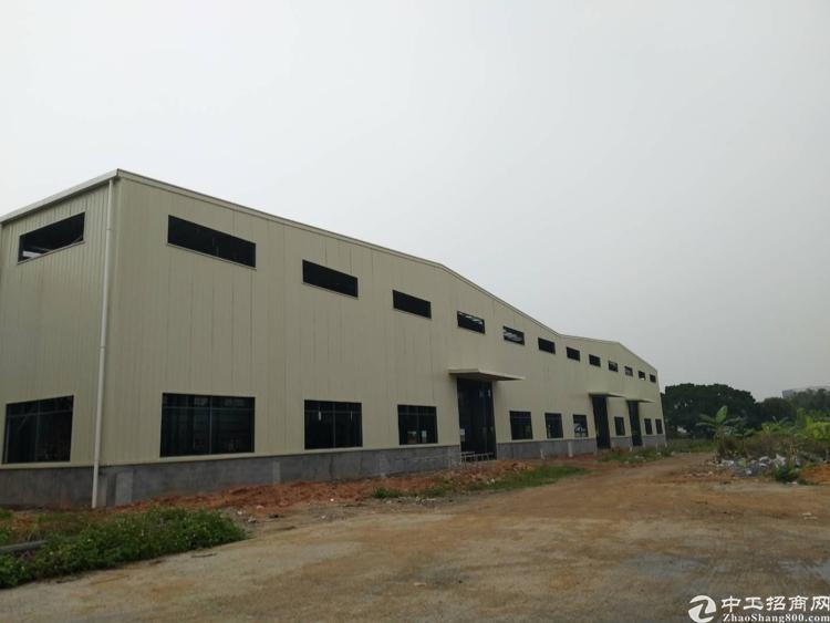 横沥新建钢结构9米滴水厂房急租