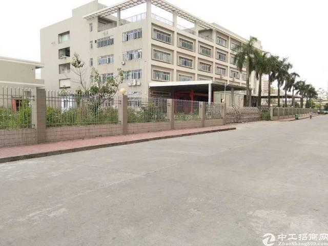 长安厦岗新出独院二楼重工业厂房,位置绝佳,好招工-图4