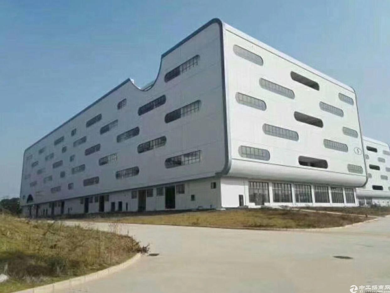 公明田寮南光高速出口附近楼上2500平带装修厂房出租