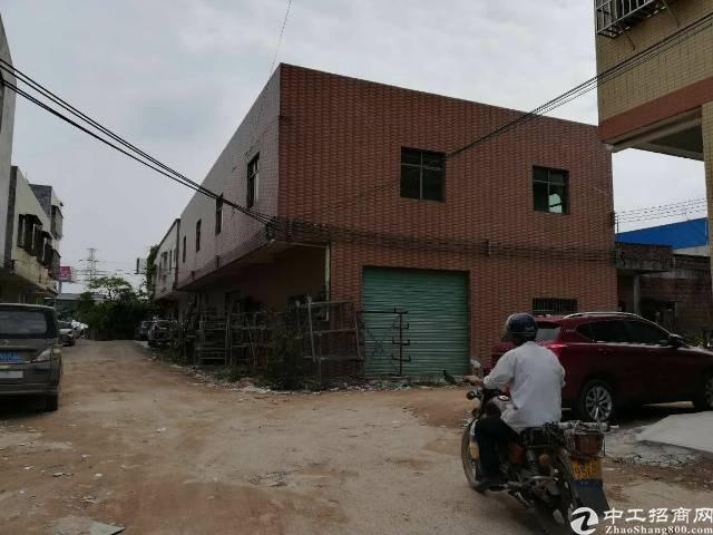 惠城区河南岸标准独栋两层厂房招租500平方