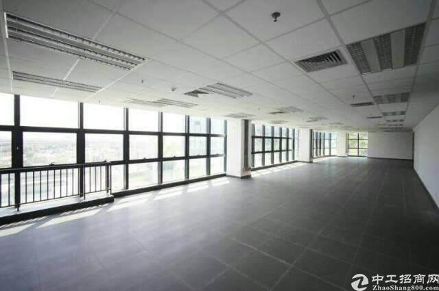 (出租)宝安机场地铁口T3航站楼100平米写字楼75元单价图片2