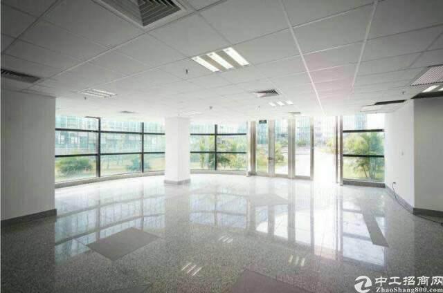 (出租)宝安机场地铁口T3航站楼100平米写字楼75元单价图片7