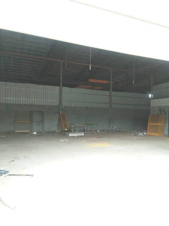 高埗环城路附近工业园单一层厂房出租500平方