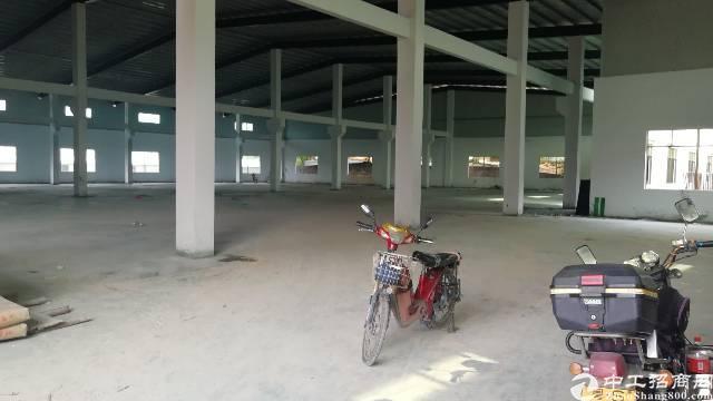茶山镇南社村新建厂房原房东出租
