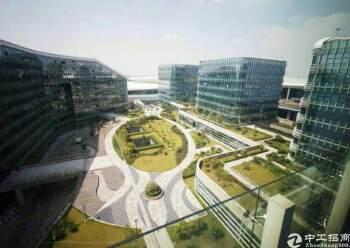 (出租)宝安机场地铁口T3航站楼100平米写字楼75元单价图片1