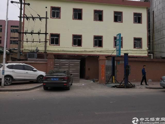 茶山镇塘角工业区独院标准厂房4500平方出租