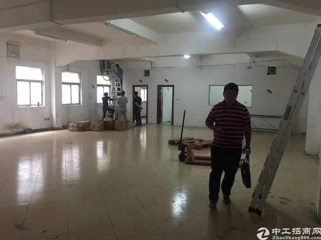 雁田新出标准厂房,带独立卫生间独立办公室,独立小仓库