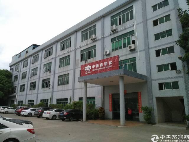 高埗镇工业区分租标准厂房1楼2000平