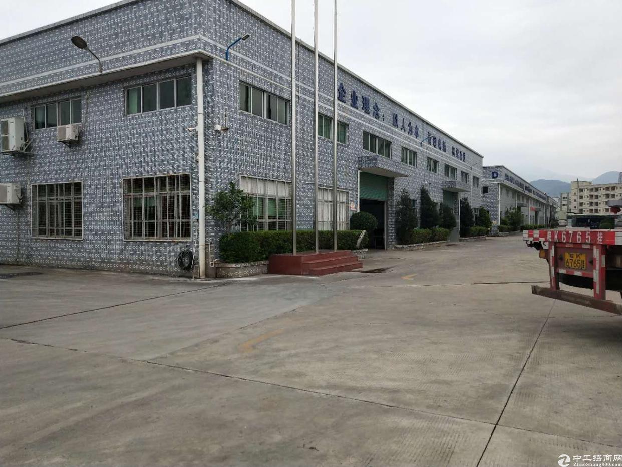 陈江镇主干道单一层独园厂房出租1000平方米