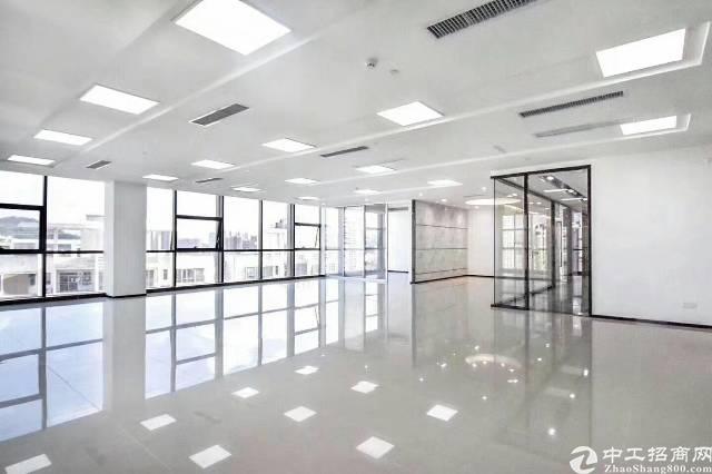 出售龙岗高端精装修写字楼2000平/可分租