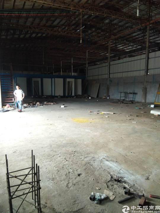 高埗环城路附近工业园单一层厂房出租500平方-图2