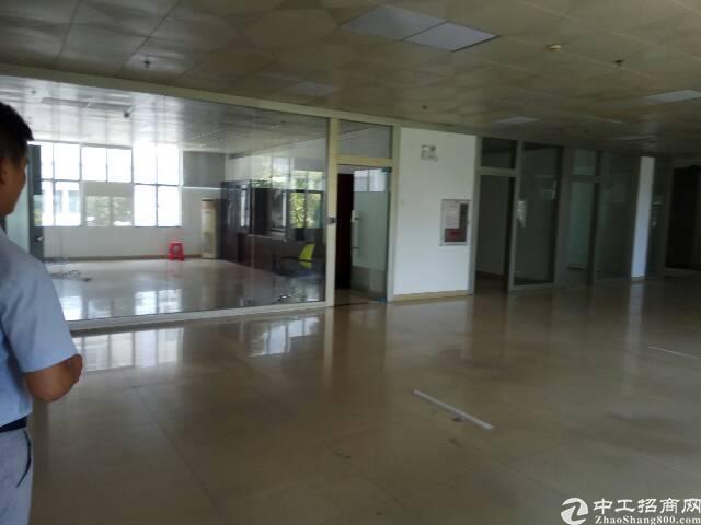 固戍高新科技园2/3楼1500平米厂房出租