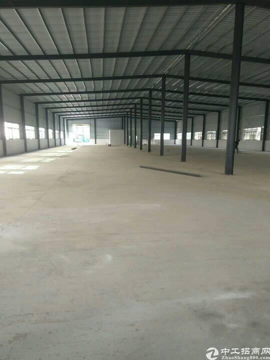 惠州市沥林镇7米高钢构1800方出租,