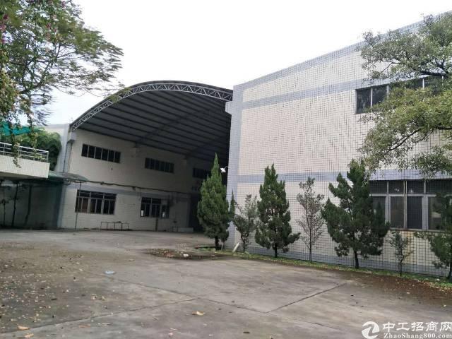 广州增城市石滩新出标准单一层2600平米