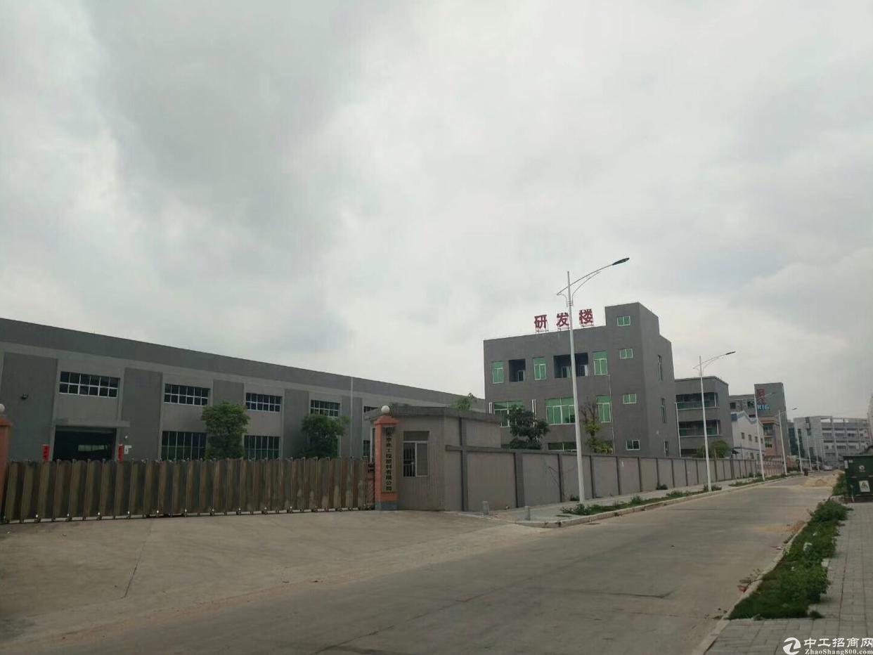 东莞市大朗镇独门独院单一层厂房