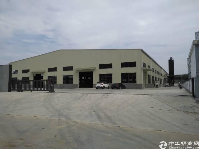 横沥镇一手房东独院单一层厂房5000平米招租