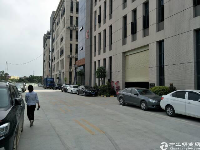 黄江靠公明新出标准厂房680平方招租,图片真实