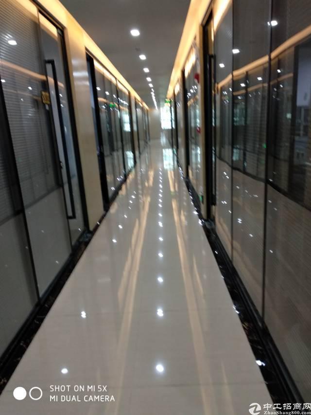 (出租)翻身地铁100米 可办红本租金仅60精装办公室招租
