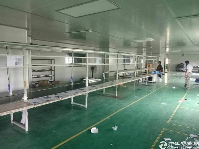 横岗大康社区三楼厂房出租1000平方