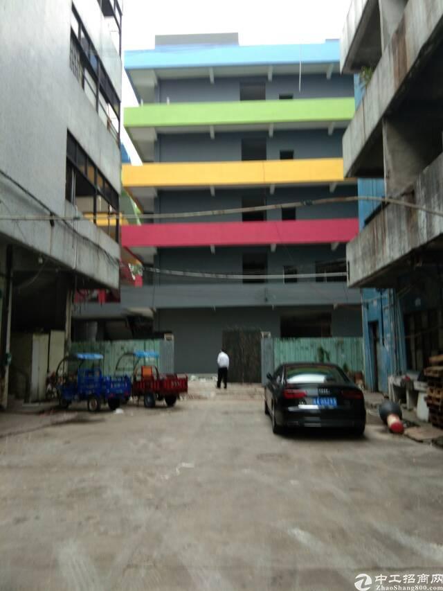 东城独院独栋4层厂房1000平方×4标准厂房