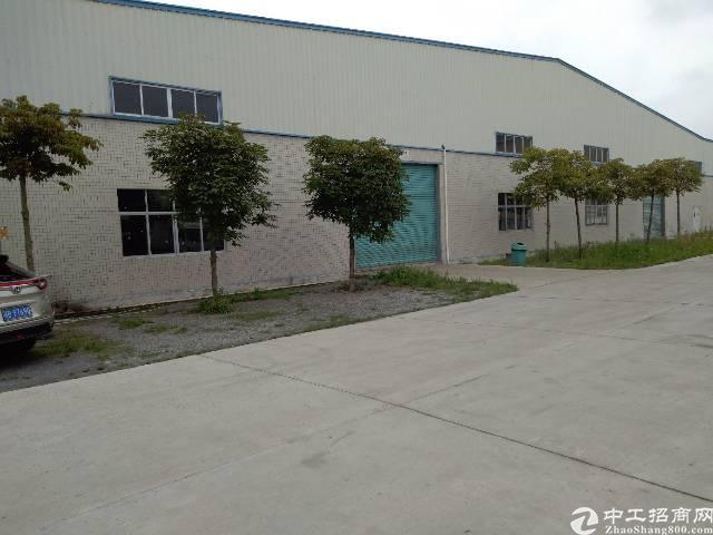 惠州靠近深圳原房东新建独栋厂房