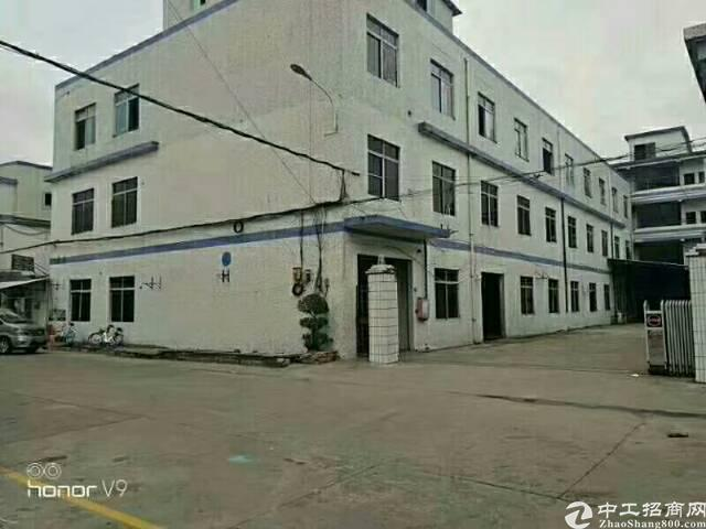 长安上沙3800平方独院厂房出租,原房东,价格18