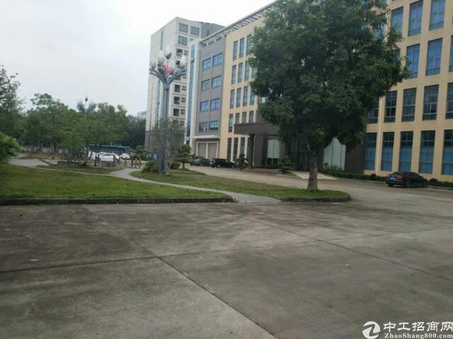 东莞凤岗临深红本产权厂房及写字楼大小可分优惠出售-图2