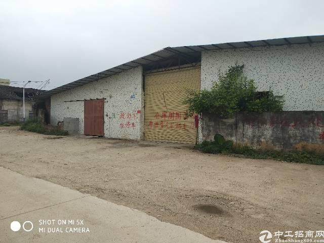 坪山区坑梓沙田独院钢构厂房2100平面积实在空地大