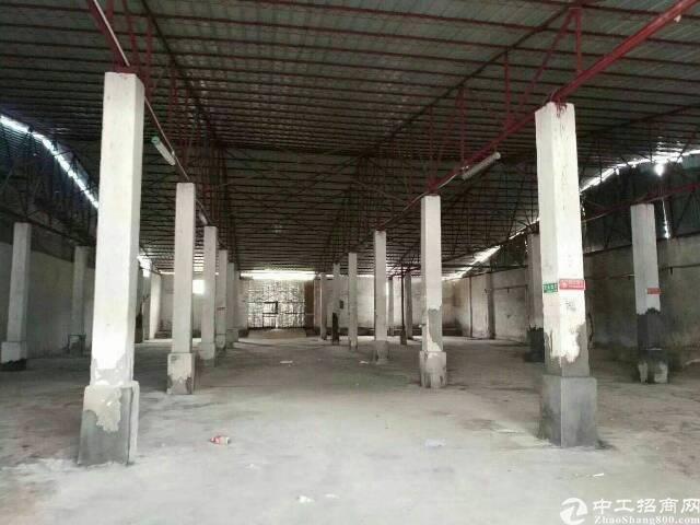 深圳坪山新出独院钢构2000平-图2