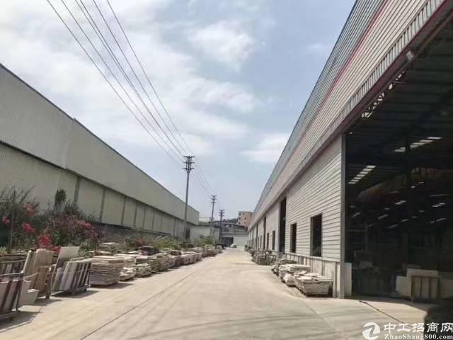 龙岗坪山坑梓有钢构厂房出租2000平方-图3