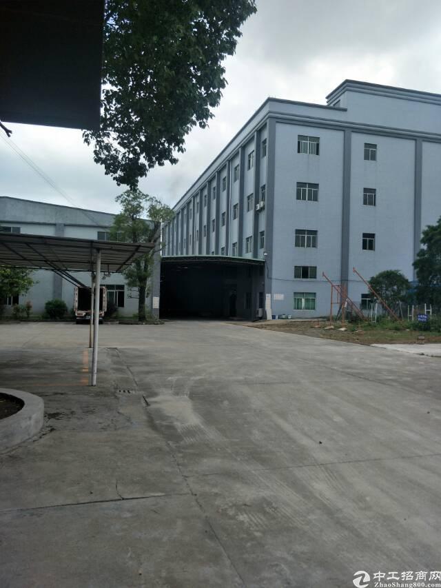 国有证、房产证齐全的标准厂房出售
