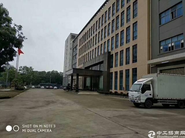 凤岗镇和平湖交界处新出高大上独门独院 非常适合电商上市公司