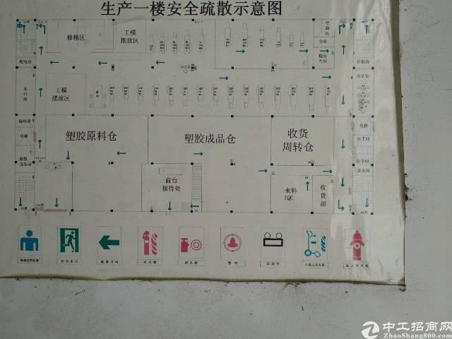 观澜  桂花 高速入口附近  独院21000平  厂房出租