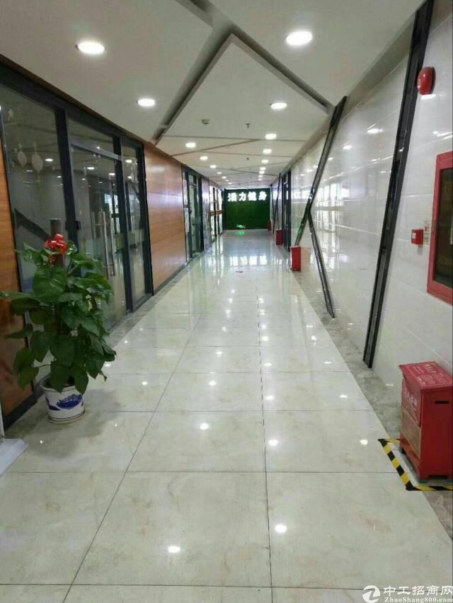 西乡九围和胜大厦1580㎡办公仓库