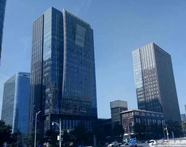 龙龙世纪大厦725平高层视野豪装带隔间