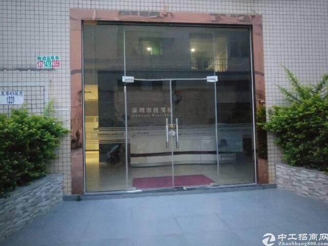福永和平一楼精装修1300平方厂房出租