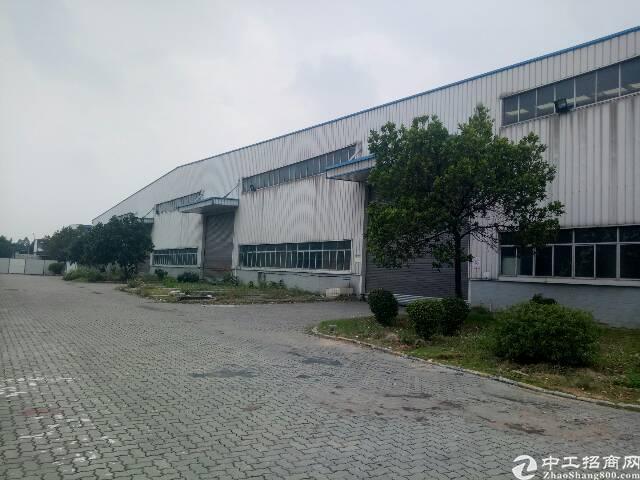 标准钢构厂房出租