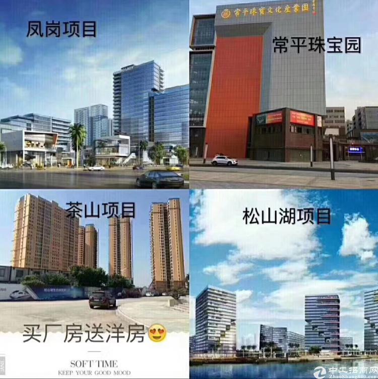 深圳南山区厂房写字楼出售