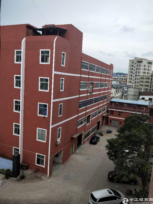 沙井洪田工业区楼上一整层1200平方水电齐全出租