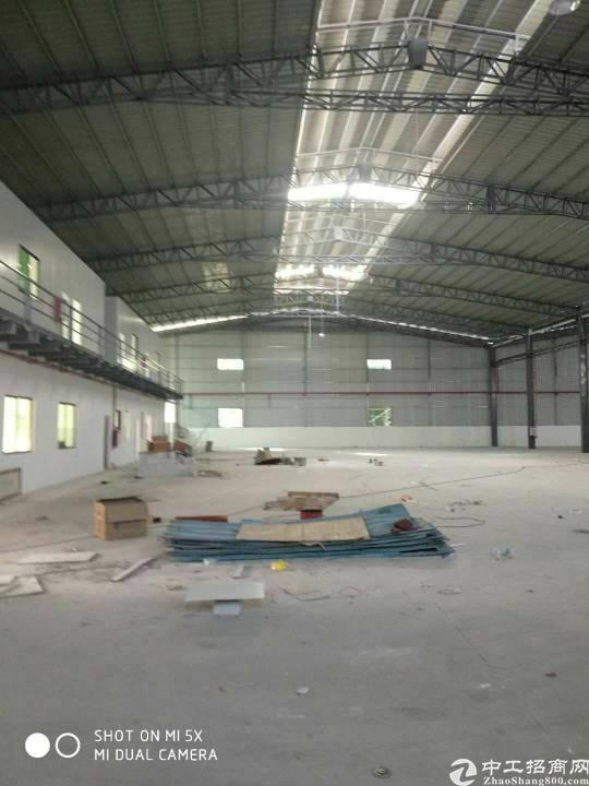 全新钢构厂房出租