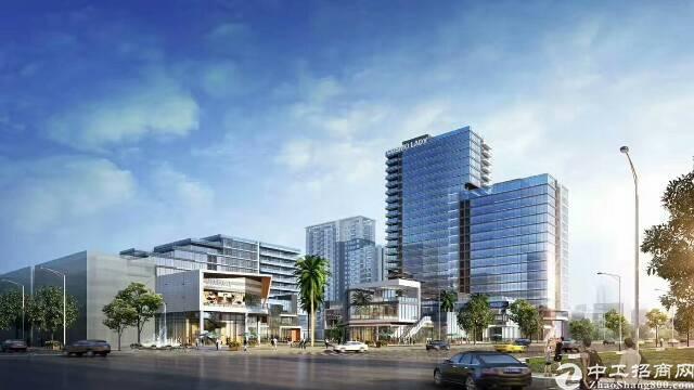 上市公司首选,龙岗中心城附近独栋研发楼整栋出售