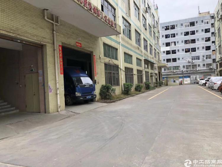 福永凤凰新出一楼1500平方层高6米厂房招租